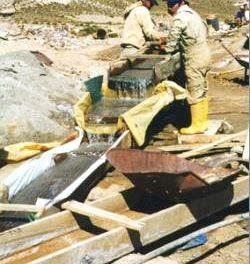 Minería en Andacollo