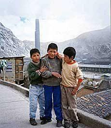 En la ciudad peruana de Pasco declaran emergencia ambiental por la actividad minera