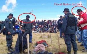 Un muerto y heridos en el norte de Perú durante protesta contra minera Yanacocha