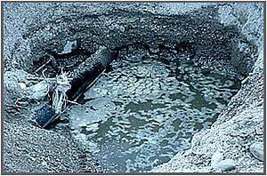 Otro derrame de barros y tóxicos del mineraloducto de Minera Bajo la Alumbrera