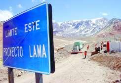 ¿Por qué tanta prisa en aprobar Pascua-Lama?