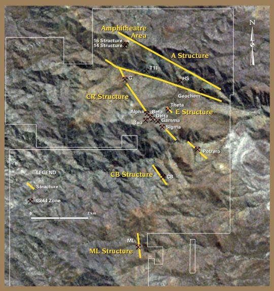 Se retoman las perforaciones en el Proyecto La Fortuna – Paso de Indios