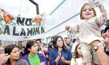 """4° aniversario del """"NO A LA MINA"""" que sacude a mineras y gobiernos"""