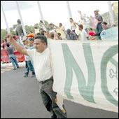 Acusan a minera canadiense de causar estragos ambientales en Latinoamérica