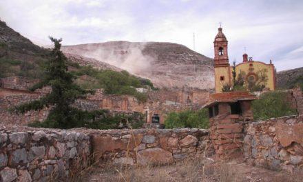 Siguen las explosiones en el C°San Pedro y las  detenciones en San Luis Potosí por su lucha contra Minera San Xavier