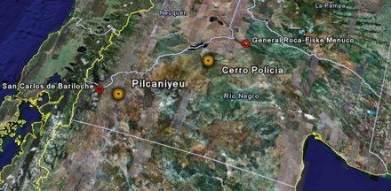 Más pobladores de la meseta rionegrina contra la explotación minera