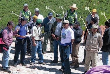 Minera Miski Mayo impone proyecto con grupo de delincuentes armados