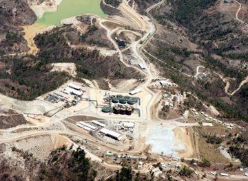 Temen contaminación de ríos en Sipacapa por descarga de mina Marlin