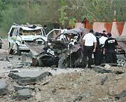 Choca camión con explosivos mineros: mueren 28 personas y hubo 150 heridos