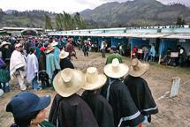 Abrumador 'NO' a la minería en consulta popular del norte peruano