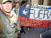 Organizaciones chilenas exigen también a Argentina detención de proyecto minero Pascua Lama