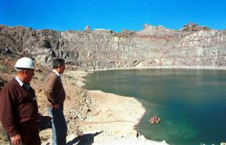 Discuten técnicas que usarán para reabrir mina de uranio en San Rafael