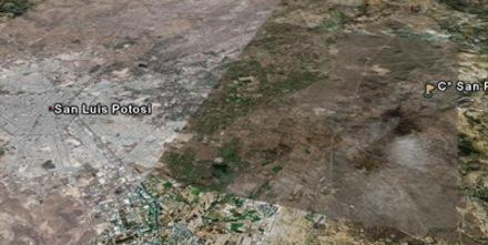 En San Luis Potosí bloquean puente para exigir agua potable en la zona: 32 millones de litros consume la minera