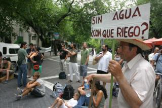 Vecinos del Valle de Uco denuncian nuevo emprendimiento minero