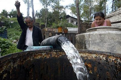 El acceso al agua es un derecho humano fundamental y no puede ser puesto bajo las leyes del mercado