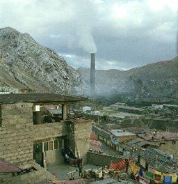 Alarmante contaminación minera en el centro del Perú