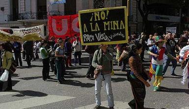 Una de las provincias mas grandes de Argentina está a punto de PROHIBIR la minería contaminante. Córdoba sería la 7ma. provincia en contar con una Ley de este tipo.