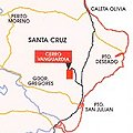 San Julián y Cº Vanguardia: el boom minero estalla solo para AngloGold Ashanti