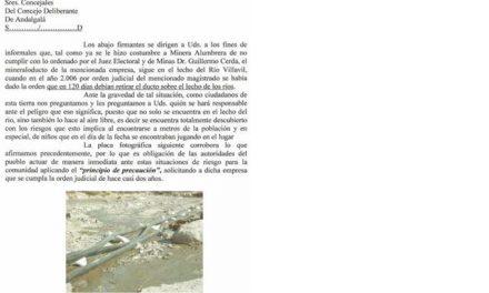 En Catamarca demuestran que minera metalífera a cielo abierto es incontrolable