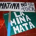 Las mineras en La Rioja no tendrán la licencia social del pueblo