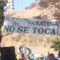 Convocan este martes a concentración en Chilecito para resistir la derogación de ley que prohibía la explotación minera