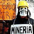 Repudio a la Argentina Mining 2008: «Si hay saqueo, hay escrache»