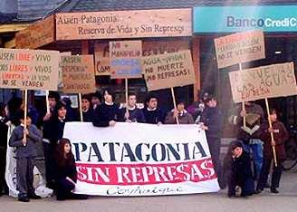 Represas en Patagonia: Exigen se resguarde institucionalidad ambiental