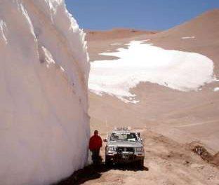 El gobierno de San Juan apoya el veto de la ley de glaciares