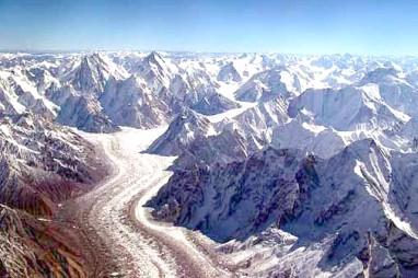 Congelan en Chile proyecto de ley de Protección de Glaciares