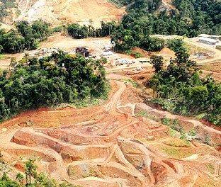 Ordenan suspender proyecto minero Petaquilla