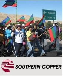 Rebelión contra las mineras en Perú: gobierno decreta  estado de emergencia