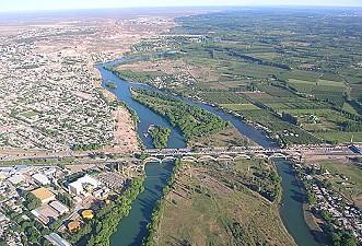 Datos sobre DDT y PCB en la cuenca del río Negro