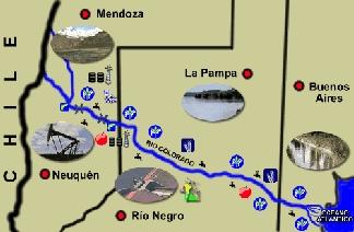 Comité del Río Colorado inconforme con Potasio Río Colorado y petroleras