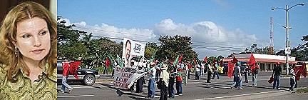 Petaquillas: Solicitan destitución de directora de Ambiente de Panamá