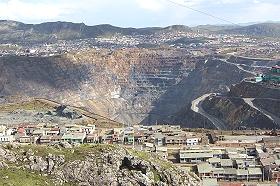 Empezar la reubicación de la ciudad de Pasco cuesta u$s500 millones