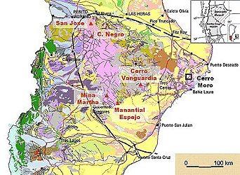 La mina de Bill Gates ya extrae oro y plata del árido suelo de Santa Cruz