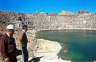 La justicia confirma cierre defintivo del yacimiento de uranio Sierra Pintada