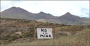 Nuevo recurso de amparo contra mina a cielo abierto en Campana Mahuida