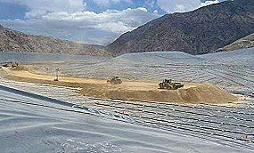 Gualcamayo: un valle rociado con cianuro