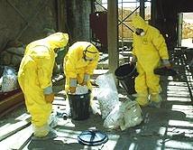 Retiraron residuos peligros de la ex mina Pan de Azúcar