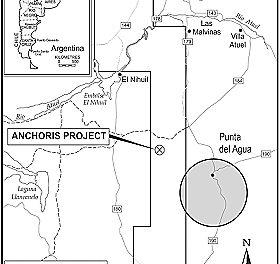 Publican edictos autorizando exploraciones uraníferas en San Rafael