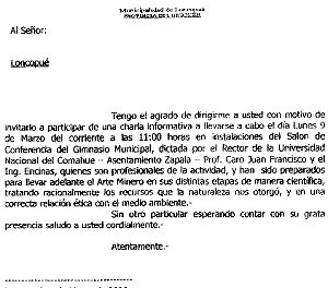 Municipio y Universidad del Comahue auspician explotación minera