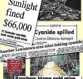 Cientos de proyectos mineros fueron suspendidos en EE.UU.
