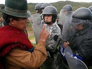 Ecuador: La lógica del desarrollo choca con los movimientos