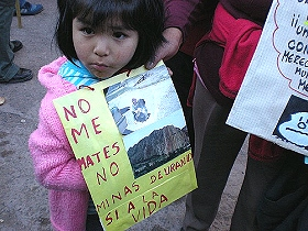 Vecinos autoconvocados de Tilcara contra la minería de uranio