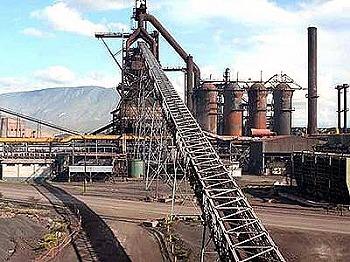 Polvo de mina de cobre causa alergias y males respiratorios
