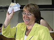 Bachelet crea un Fondo público-privado para el sector minero