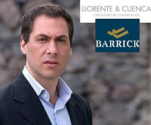 Barrick afila su estrategia de medios