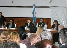 Se realizó el el debate preelectoral sobre minería y petróleo: candidatos de Das Neves ausentes