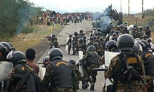 Lucha abierta por los bienes naturales: matanza en la amazonia peruana